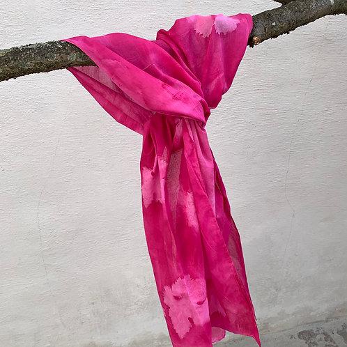 sjaal katoenprint