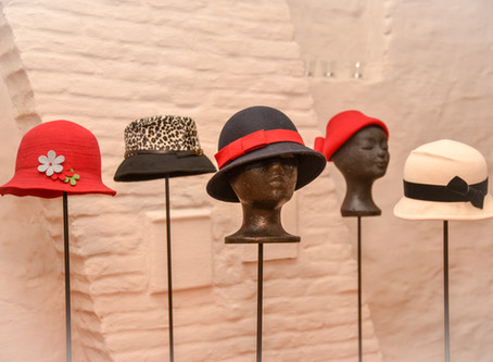Welke hoed past bij jou?