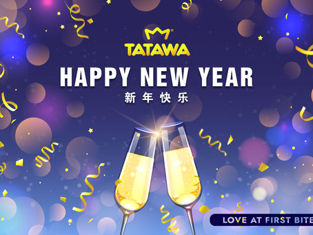 Happy New Year!!! Welcome Year 2021