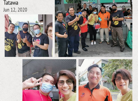 Hari Raya  Feast Tatawa 2020