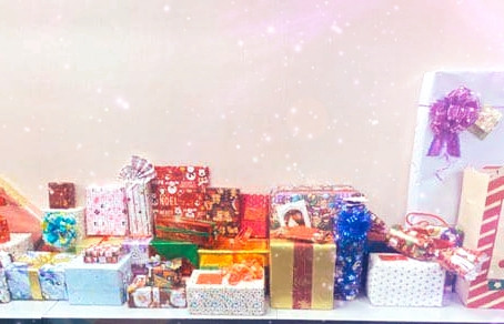 Tatawa Mini Christmas Party Celebration