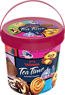 Tatawa Tea Time Assorted Cookes 3D_Dark