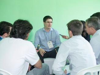 Entrevistas realizadas pela Campo Vivo durante a V Semana Tecnológica do Agronegócio