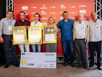 Fábio Fösch ganha o II Concurso de Qualidade de Ovos no ES