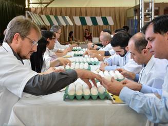 Melhores ovos serão conhecidos neste sábado (18) no encerramento da Feira da Coopeavi