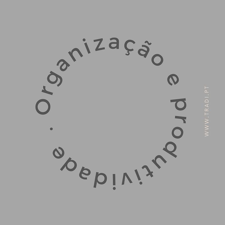 Curso de Organização e produtividade