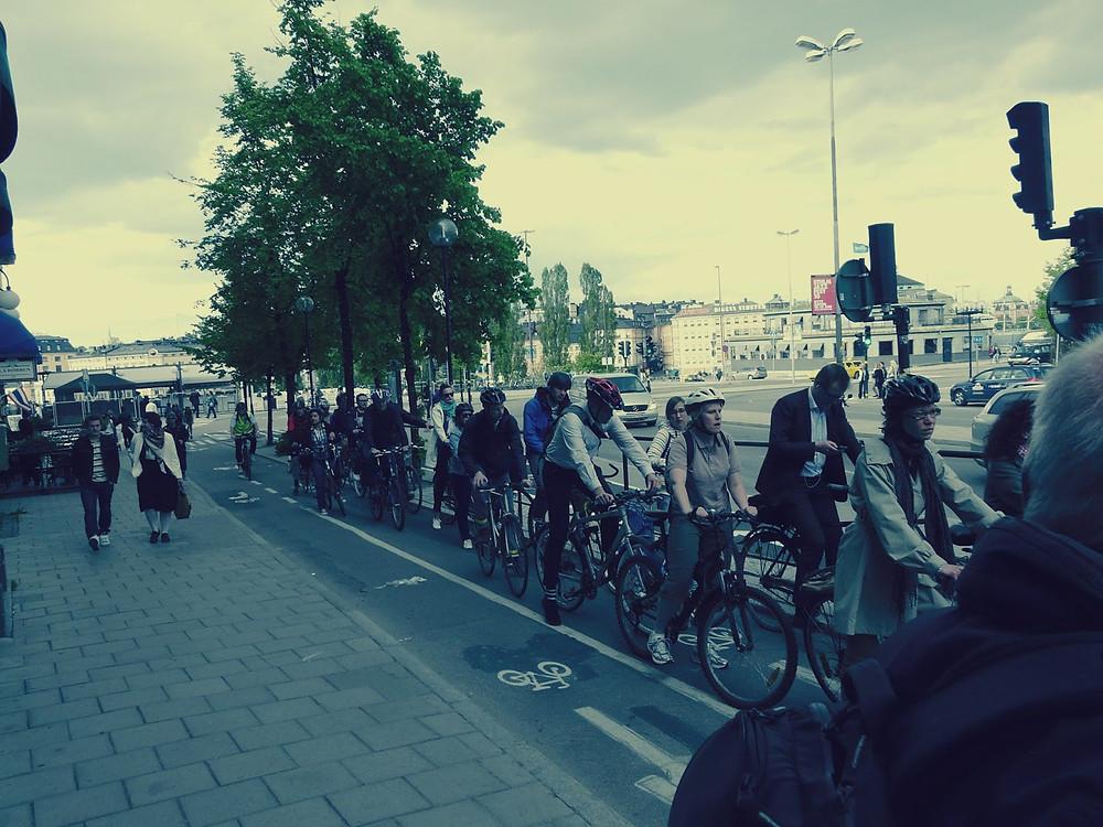 Bicicletas Estocolmo