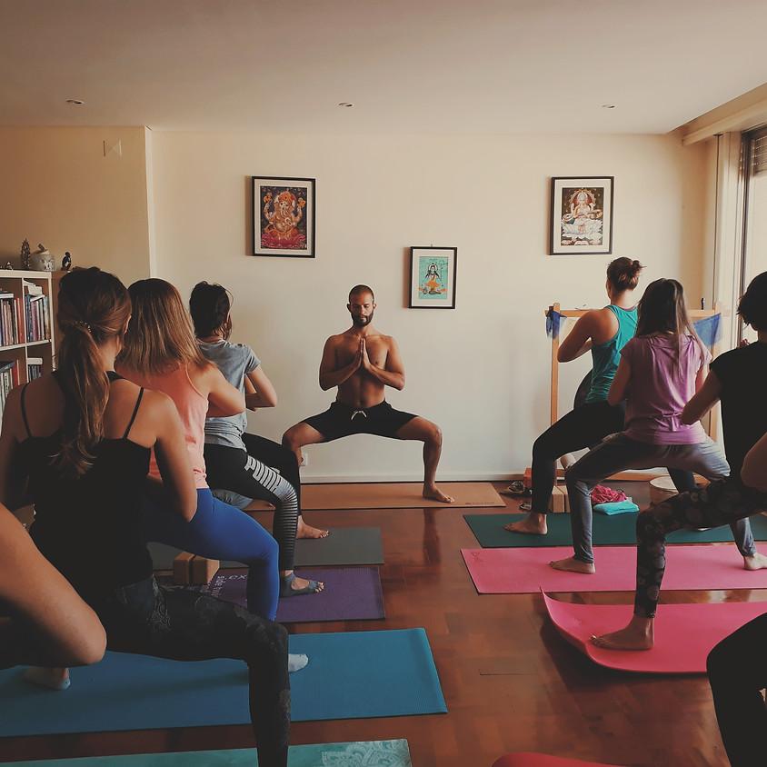 Curso de Formação em Yoga - 5º Edição