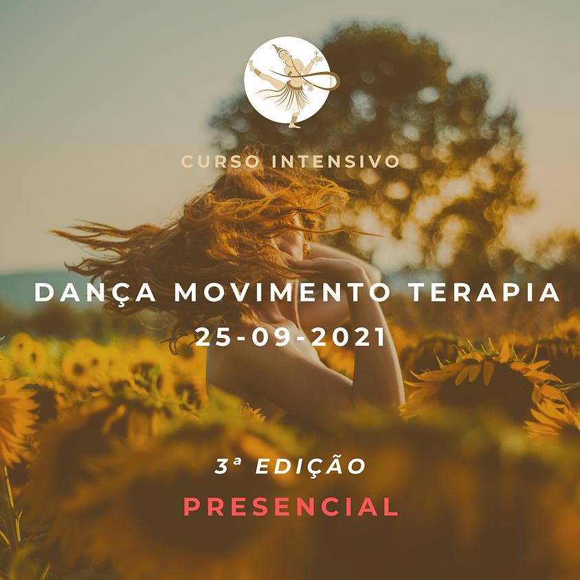 Curso Presencial Intensivo de Dança Movimento Terapia - 3ª Edição