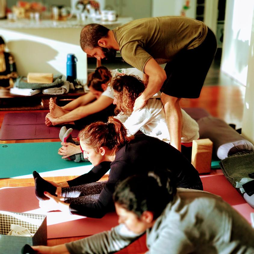 Curso de Formação em Yoga - 4º Edição