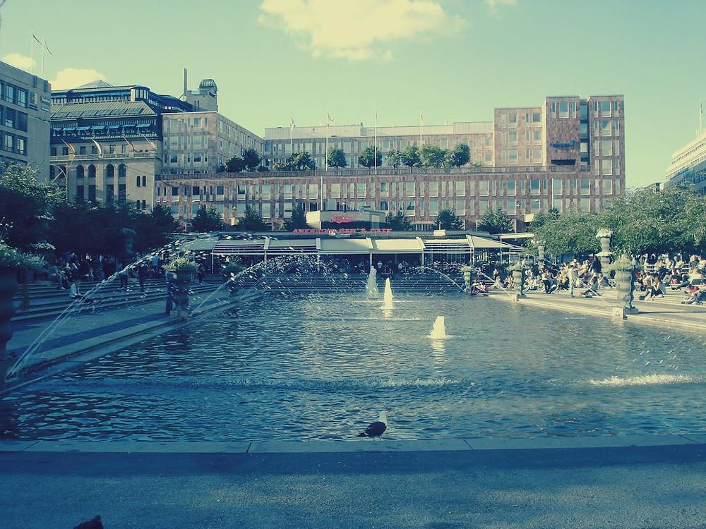 Verao Estocolmo