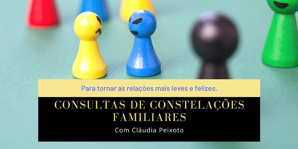 Consultas de Constelações Familiares