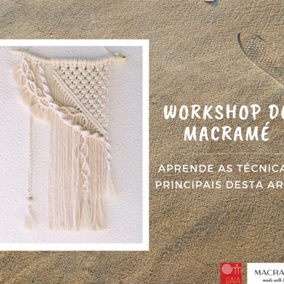 Workshop de Macramé