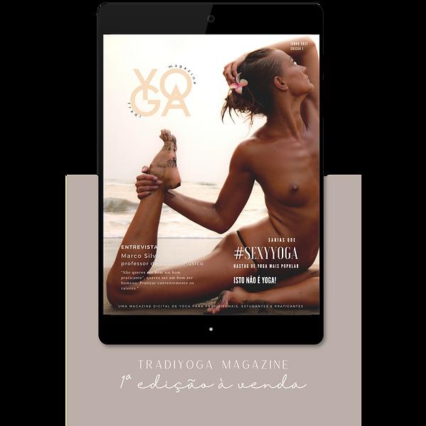 tradiyoga magazine