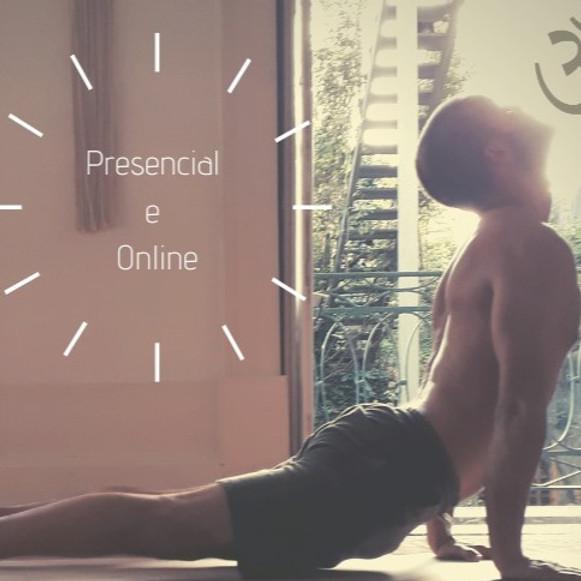Curso de Formação em Yoga - 7ª Edição - Presencial e Online