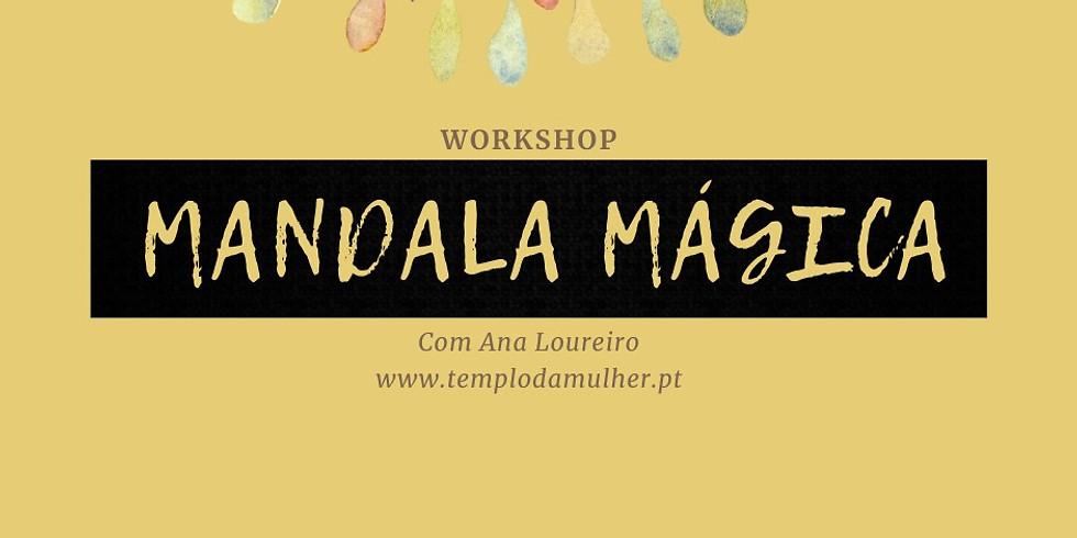 Workshop Mandala Mágica