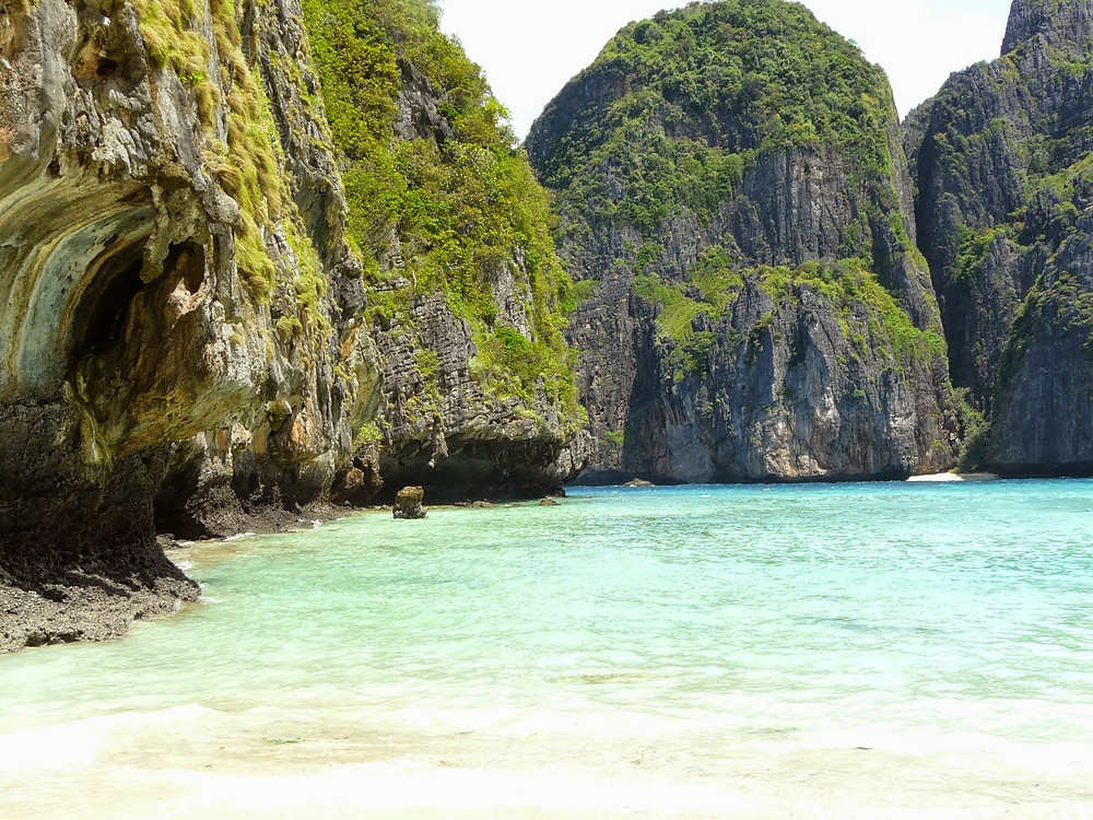 The beach Tailandia / tradi.pt