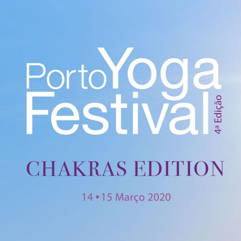 Concerto no Porto Yoga Festival