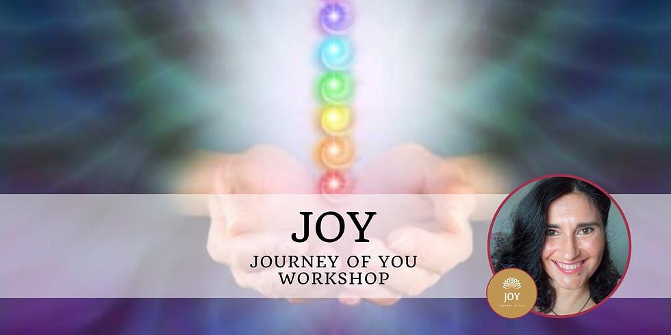 JOY - Journey of You - Workshop
