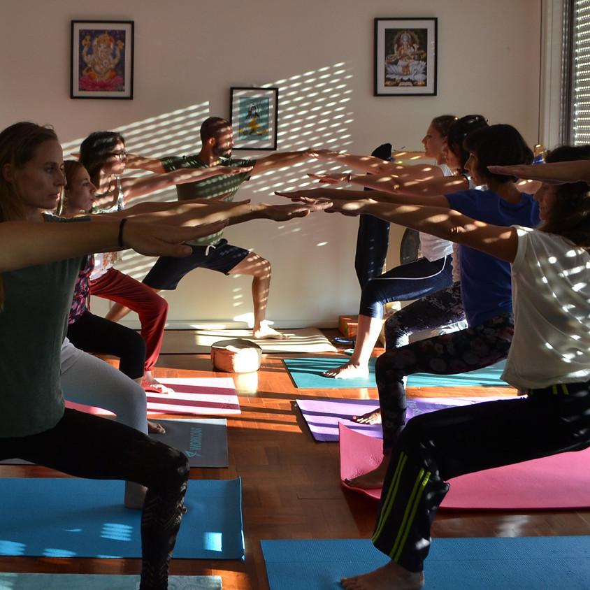 Curso de Formação em Yoga - 6ª edição