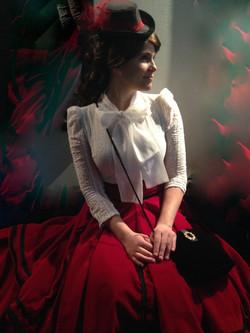 Elicia as Polly Pry