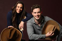 Elicia MacKenzie & Liam Tobin