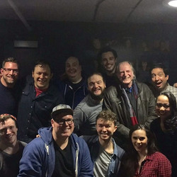 Cast of Cannibal The Musical