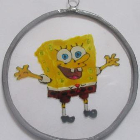 SpongeBob SquarePants - Big Smile - Suncatcher - Small