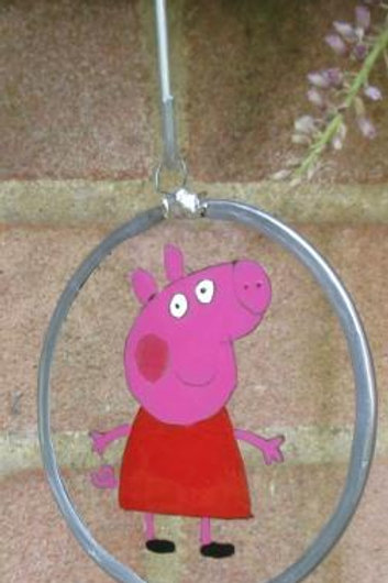 Peppa Pig  - Suncatcher - Small
