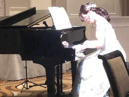 美しい花嫁さん 歓びの演奏