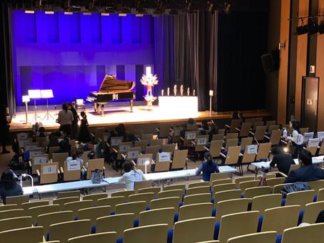 ブルグミュラーコンクール 神戸大会 第2回神戸ファイナル