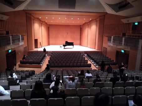 ピアノ発表会 開催 2020年1月