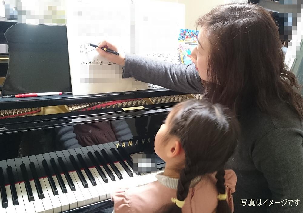 キッズのためのピアノレッスン 神戸市西区ピアノ教室 本田真貴子ピアノ教室