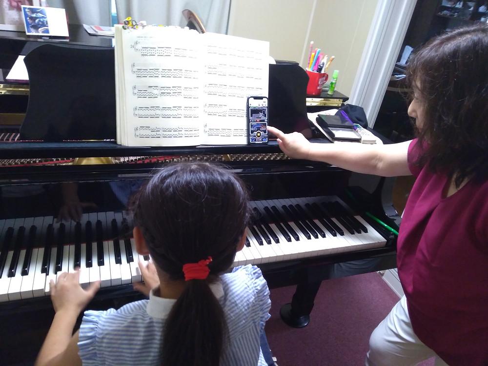 キッズのプライベート(個人)レッスンなら神戸市西区のピアノ教室本田真貴子ピアノ教室