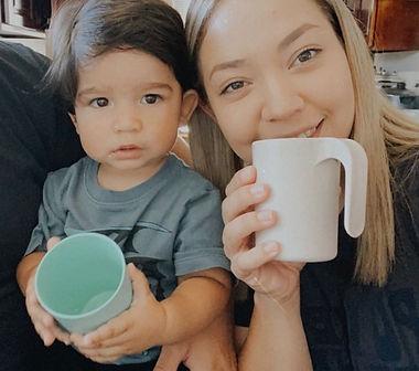 Nicole with mug.jpg