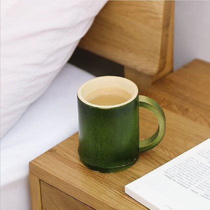 Bamboo Coffee Mug (Set of 2)