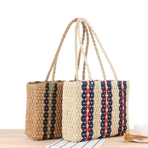 Handwoven Straw handbag