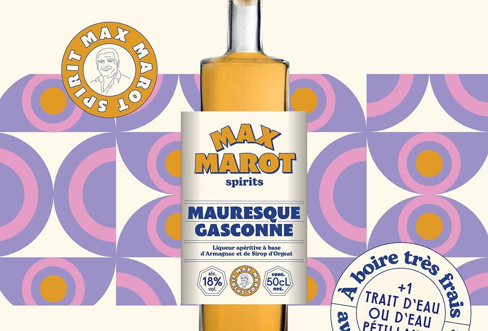 Mauresque Gasconne