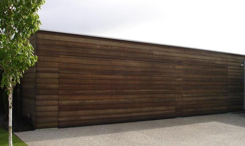 Shiplap Flush Mounted Door