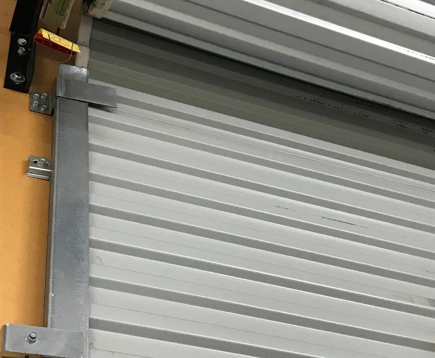 Roller Door - reverse side