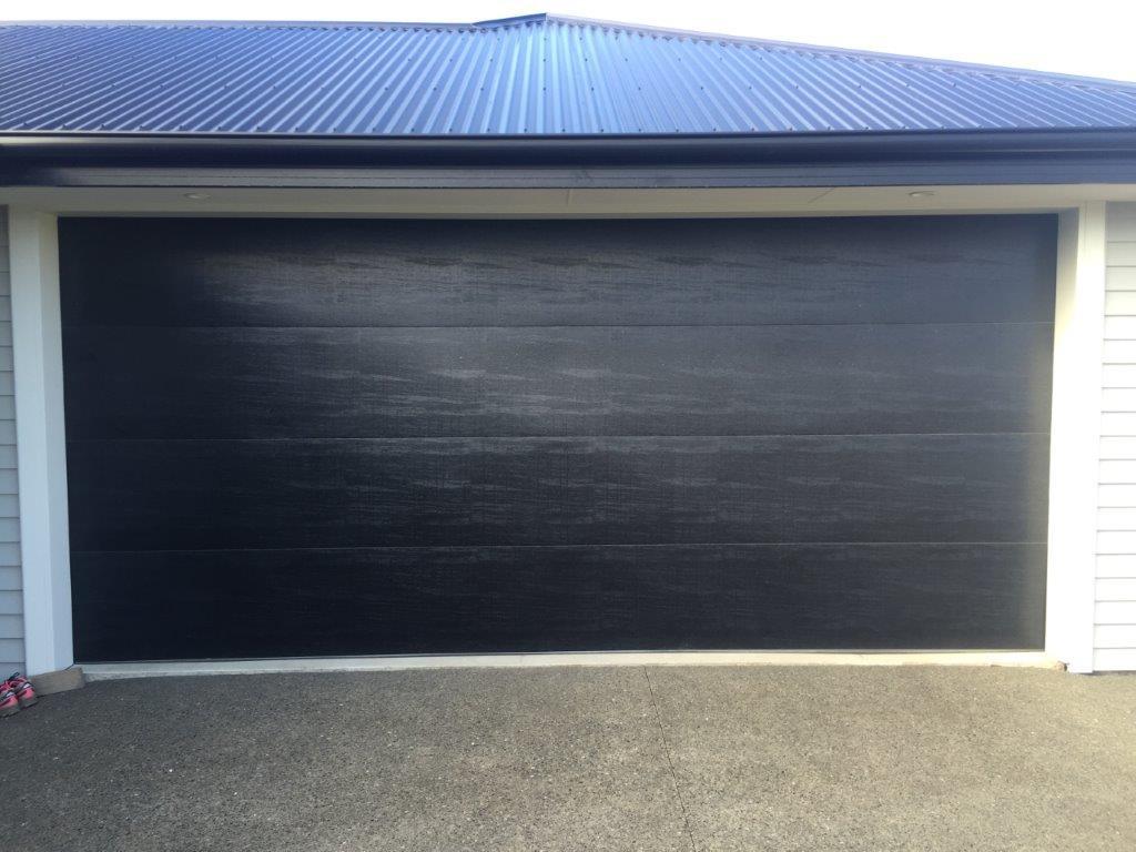 Flat Panel Woodgrain