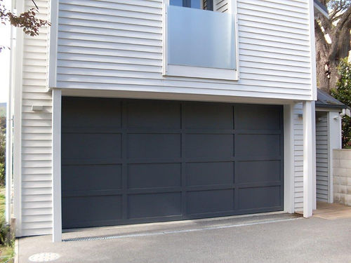 Ply & Batten Door - Custom Made Garage D