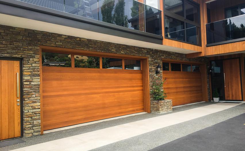Cedar Designer Door