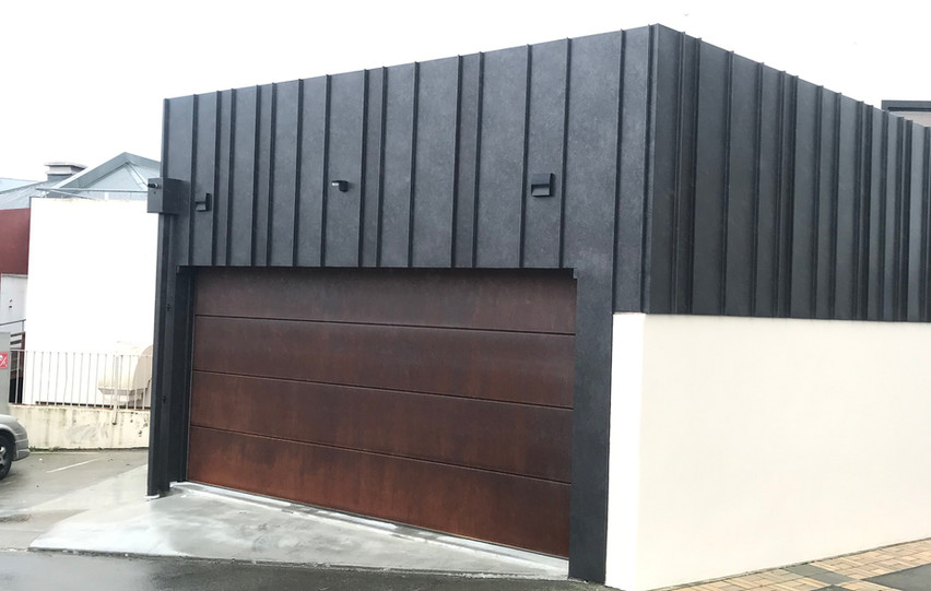 Core 10 Steel Door
