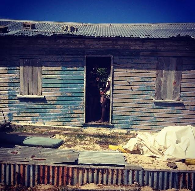 Travel blog - Fiji house