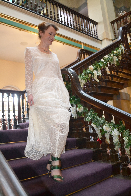 Heartfelt vintage dresses