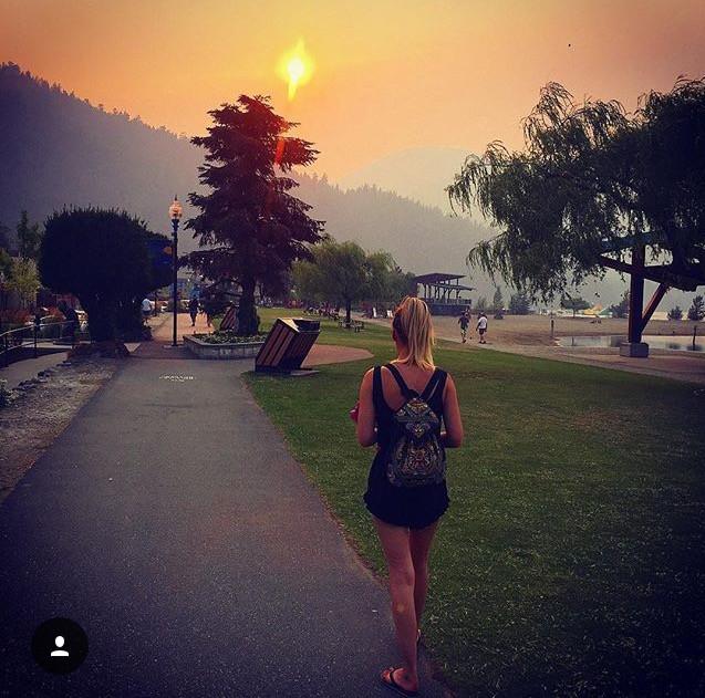 Travel blog - Harrison Lakes Canada