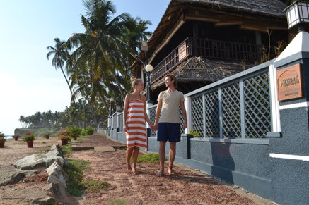 Where to stay in Varkala