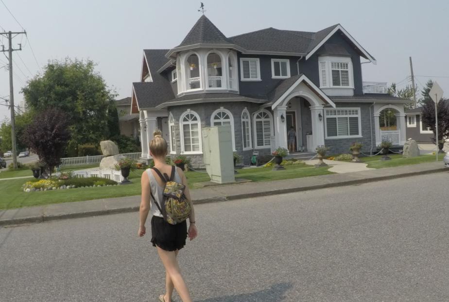 Travel blog - Vancouver