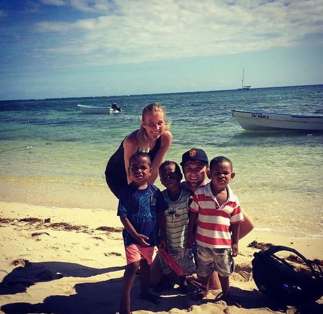 Travel blog - Fiji island